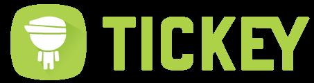 Лого на Tickey